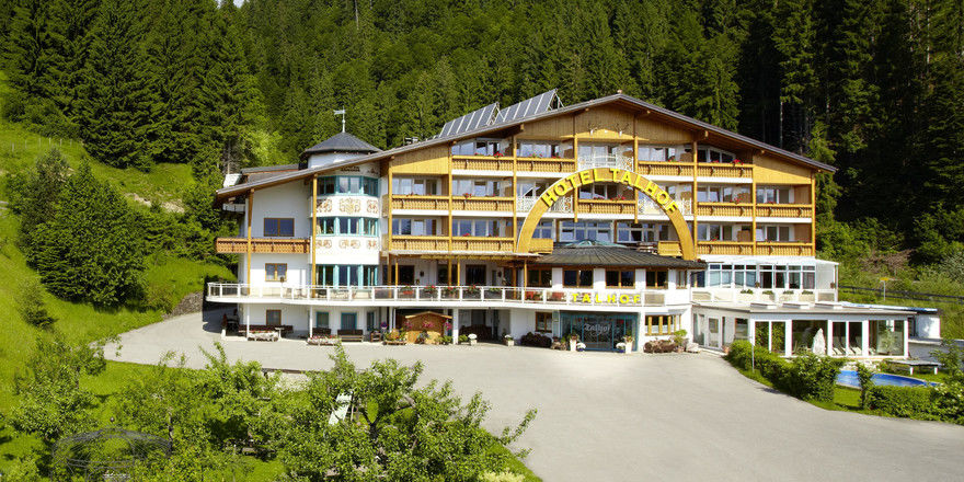 Neu bei der Markenkooperation: Das Best Western Panoramahotel Talhof in Wängle/Österreich