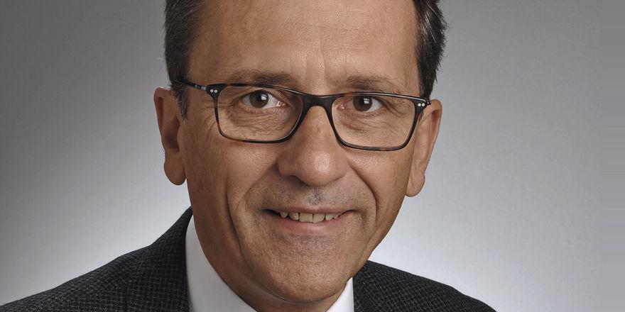 """Ernst Georg Hahn: """"Wir werden sehr genau analysieren, wie sich der Klimawandel auf die Hotellerie und Gastronomie auswirkt."""""""