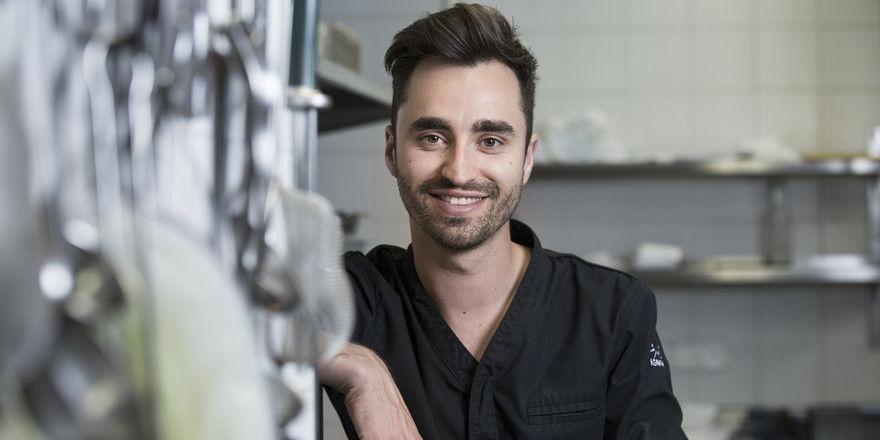 Hebt bald ab: Der Chefkoch des Restaurant Igniv by Andreas Caminada, Silvio Germann