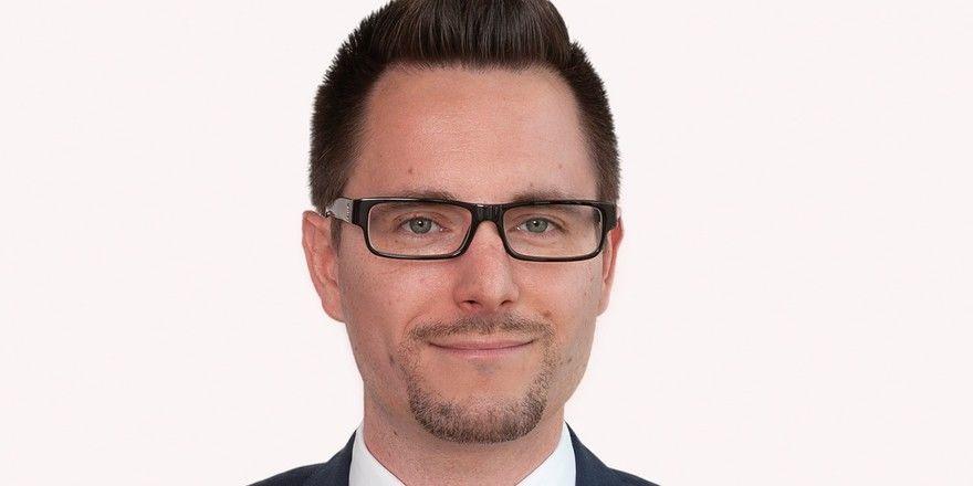 Neu im Team: Der Jurist Christian Lange
