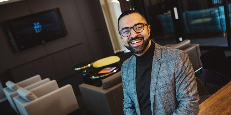 Immer auf der Suche nach neuen Trends: David Etmenan, Chief Executive Officer & Owner Novum Hospitality