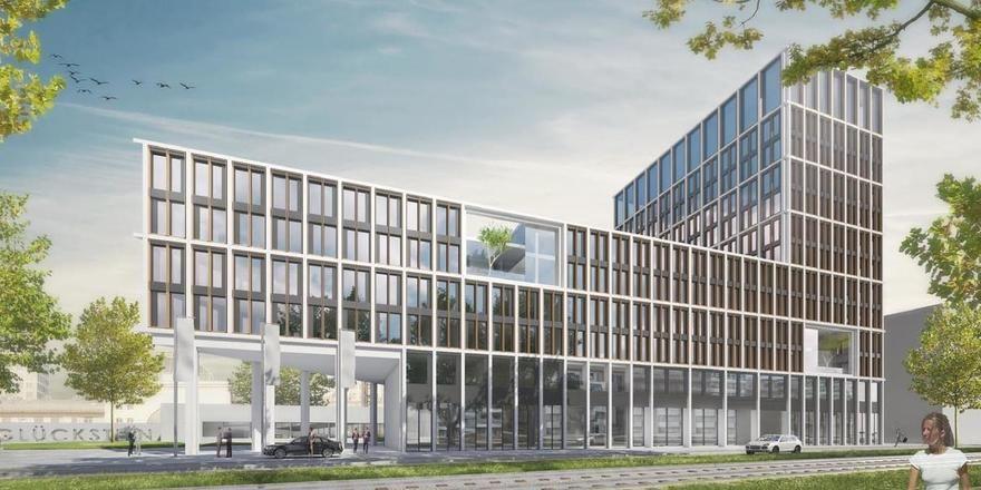 Startet im Februar 2020: Das Holiday Inn Mannheim City Hauptbahnhof