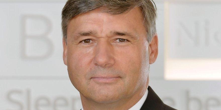 Er will Premier Inn Hotels deutschlandweit etablieren: Dr. Michael Hartung, Managing Director und Development Director von Premier Inn Deutschland