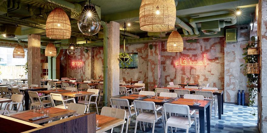 Bar Shuka in Frankfurt am Main