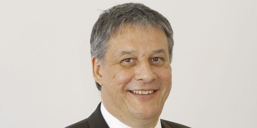 AHGZ-Chefredakteur Rolf Westermann