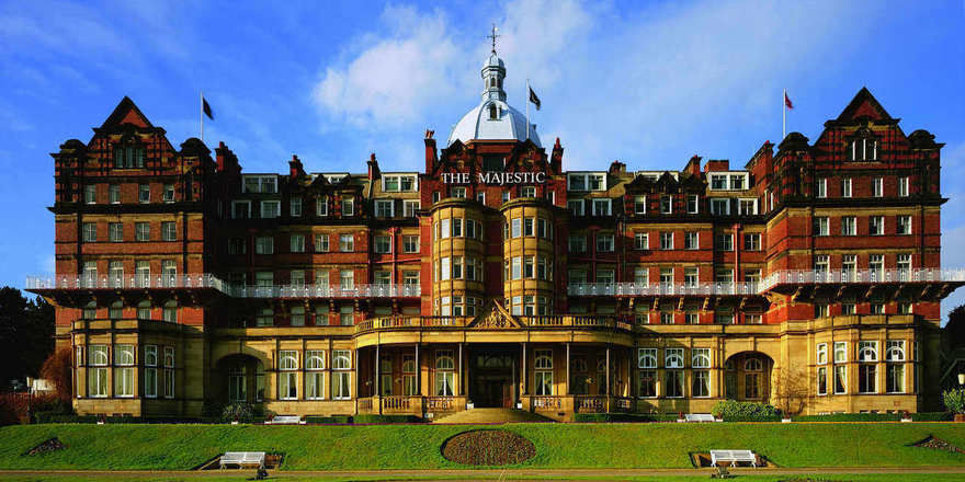 Historisch: Das neue Double Tree by Hilton befindet sich in einem Gebäude im viktorianischen Stil