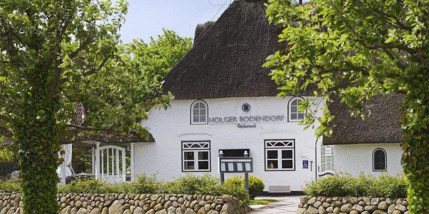 Top-Adresse: Das Landhaus Stricker auf Sylt