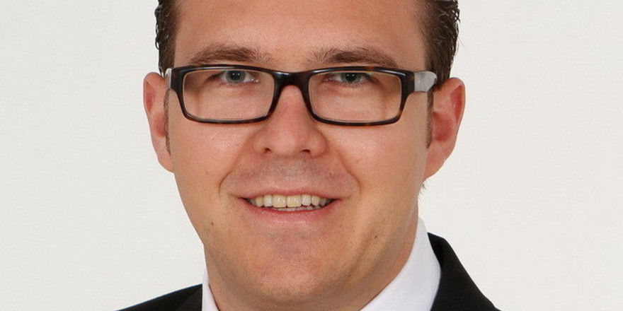 Neu bei Althoff: Vice President Jan Trampnau