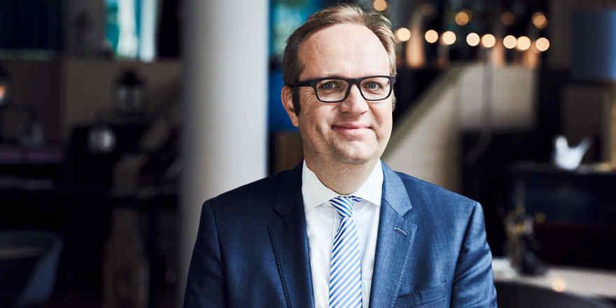 Überzeugt vom neuen Standort: Andreas Löcher, Leiter Investment Management Hospitality bei der Union Investment Real Estate GmbH