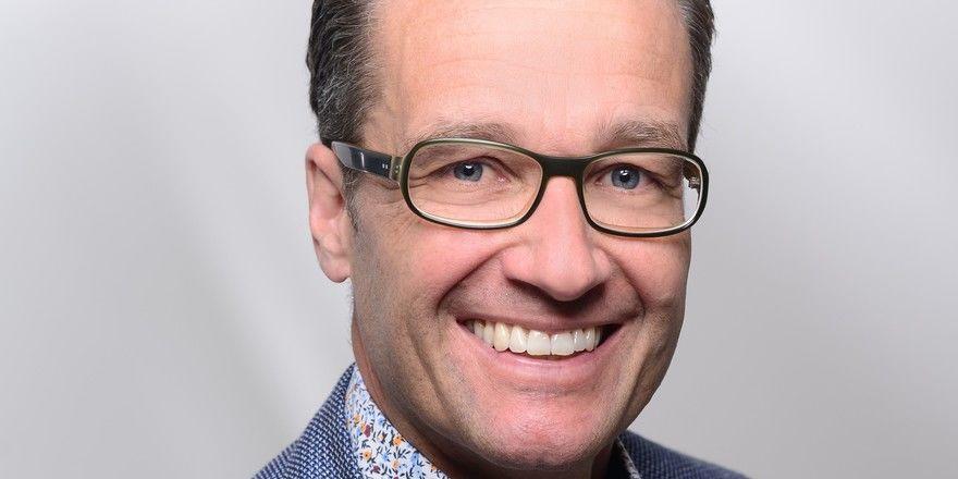 Neu bei Vienna House: Dirk Führer als Chief Commercial Director