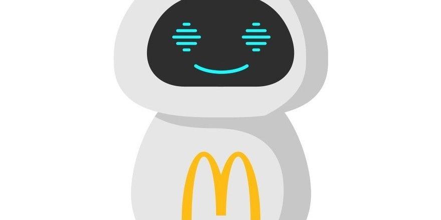 """Neuer Kollege: Der """"Check-Bot"""" beantwortet McDonald's-Interessenten im Netz wiederkehrende Fragen"""
