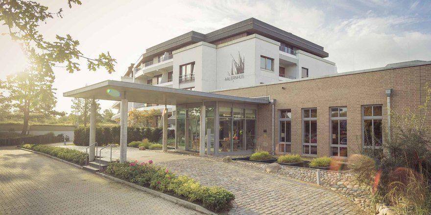 Gehört zu Seaside: Das Aalernhüs Hotel & Spa in St. Peter-Ording
