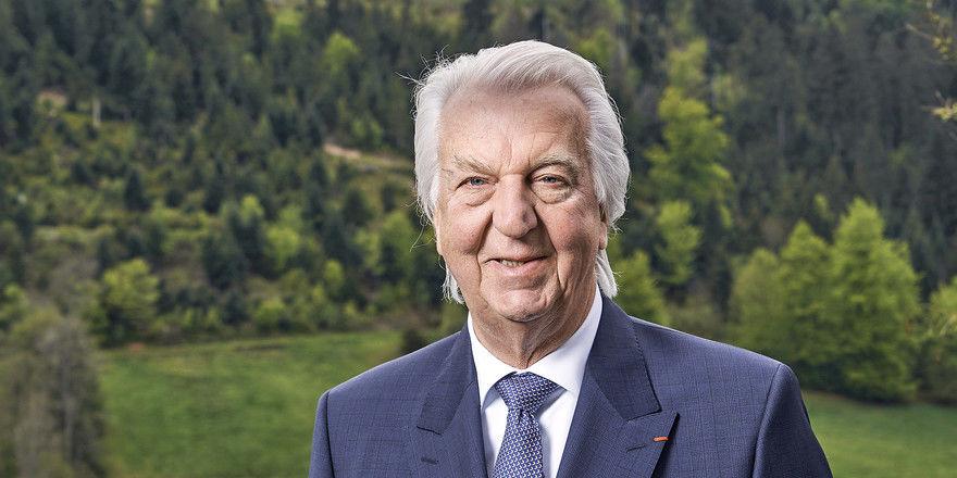 """Vorstand bei """"Les Grandes Tables du Monde"""": Heiner Finkbeiner von der Traube Tonbach wurde für fünf weitere Jahre wiedergewählt"""