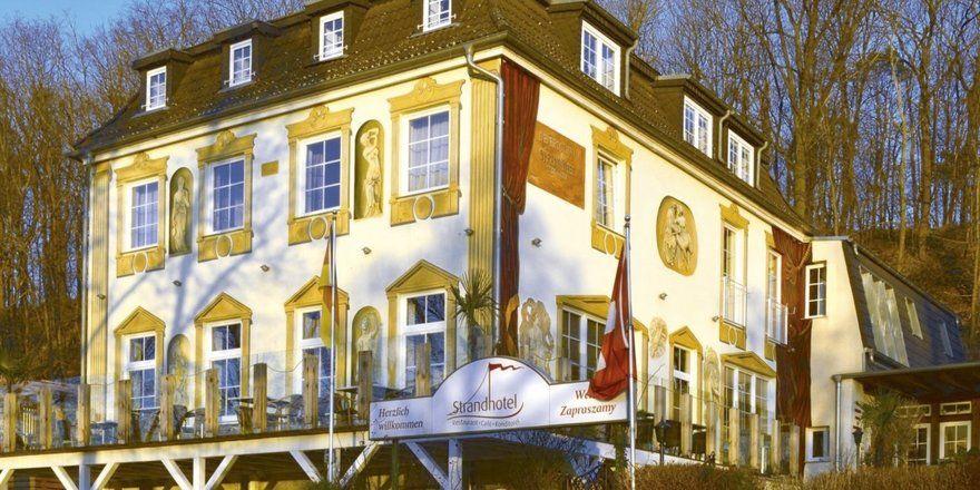 Neu bei den Gut-Hotels: Das See-Gut Strandhotel Buckow