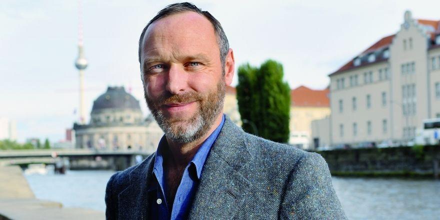 Kuratiert gern Gastronomie-Projekte: Geschäftsführer Boris Radczun von der Grill-Royal-Gruppe in Berlin.