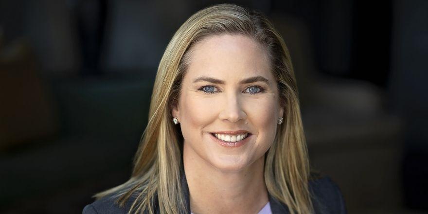 Neue Herausforderung: Shannon Knapp ist nun CEO