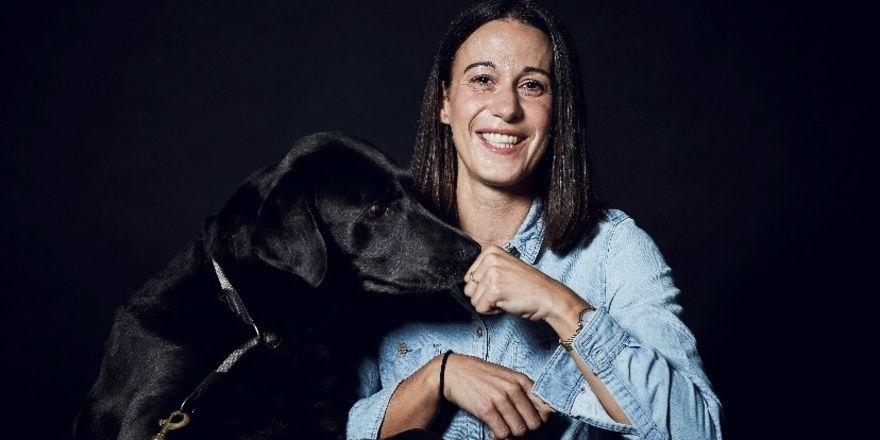 Mit Hund: Anna Hoffmann, die neue 25hours-GM in Düsseldorf