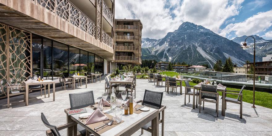 Vorzeigebetrieb in Sachen Klimaschutz: Das Valsana Hotel & Appartements in Arosa