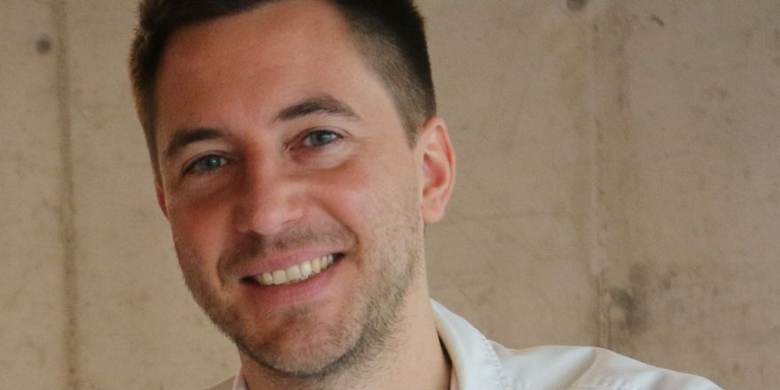 Neu bei Suitepad: Philipp Wachenfeld