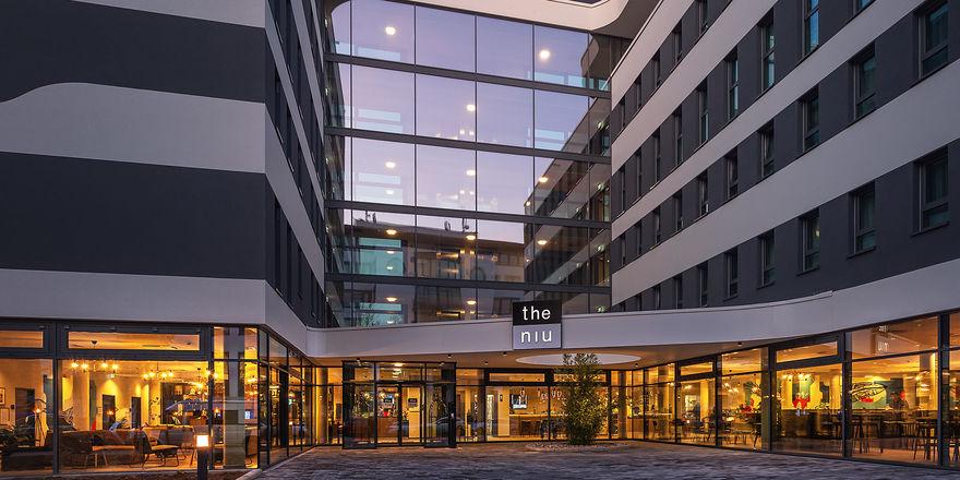 Hereinspaziert: So präsentiert sich das neue the niu in Stuttgart