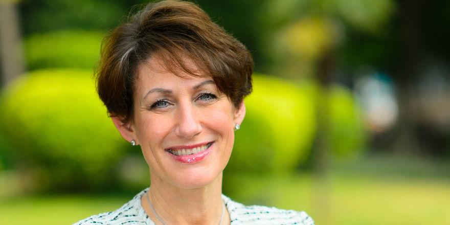Zurück an der Wordhotels-Spitze: Kristin Intress