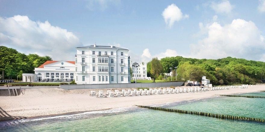 Schicke Adresse am Meer: Das Grand Hotel Heiligendamm hat sich neue Partner gesucht