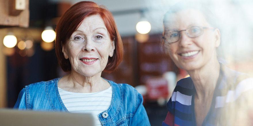 Umdenken bei der Mitarbeitersuche: Best Ager bringen viel Erfahrung mit.