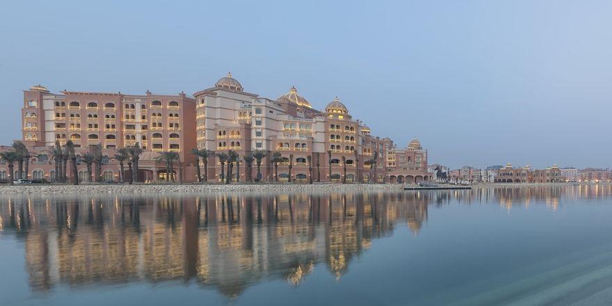 Luxushotel in nobler Lage: Wie alle Kempinski Hotels will auch das Marsa Malaz höchste Standards einhalten