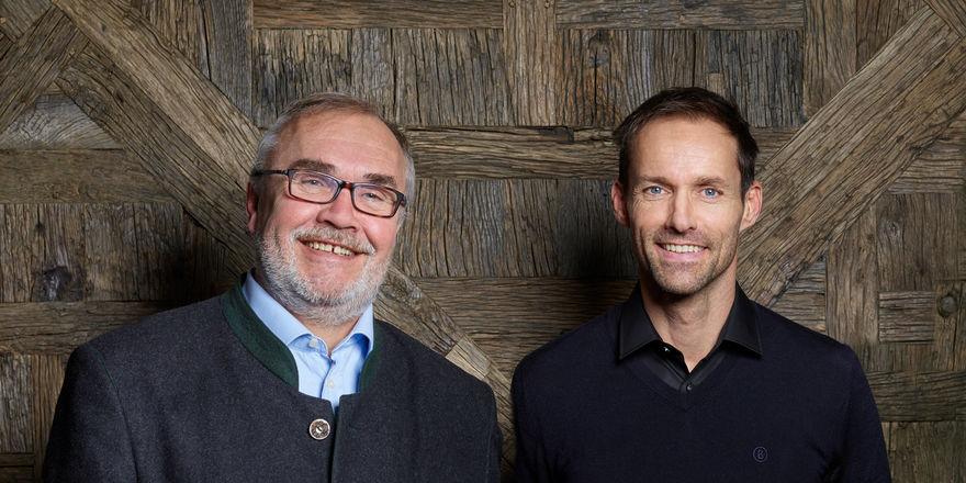 Neue Partnerschaft: Matthias Brockmann, Geschäftsführer von Travel Charme (links) mit Sven Hannawald