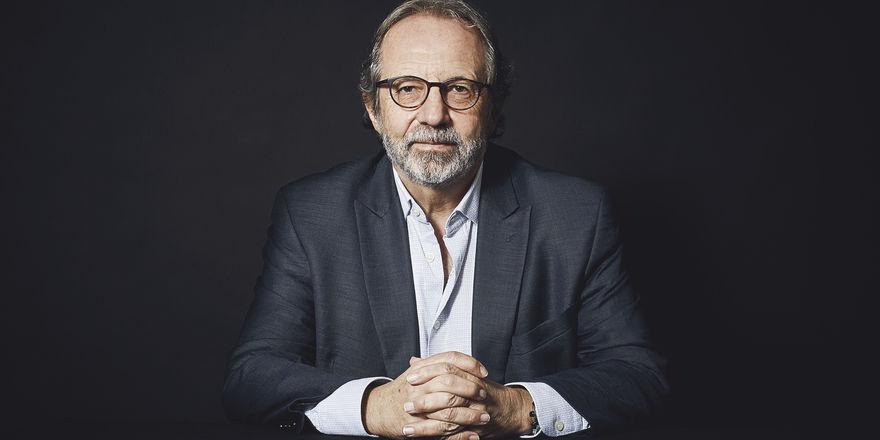 Blickt zurück: Professor Stephan Gerhard