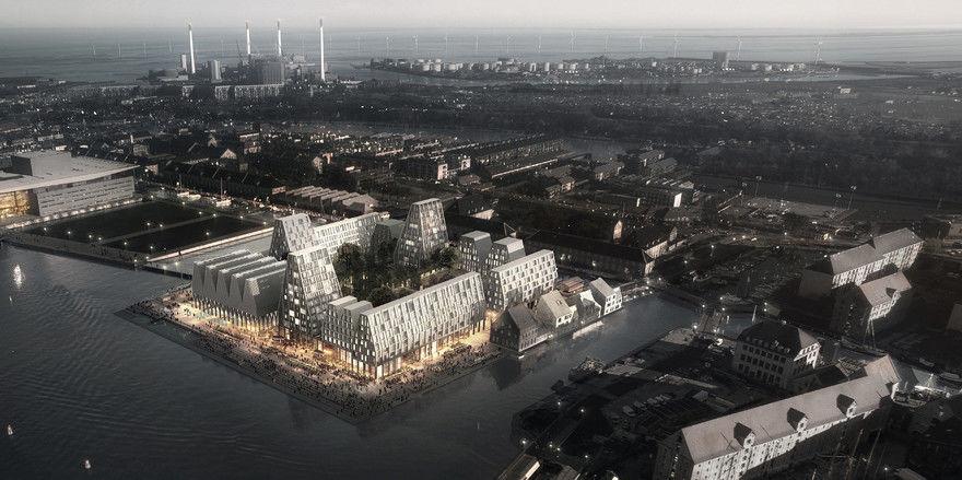 So soll es aussehen: Das 25hours Hotel Paper Island