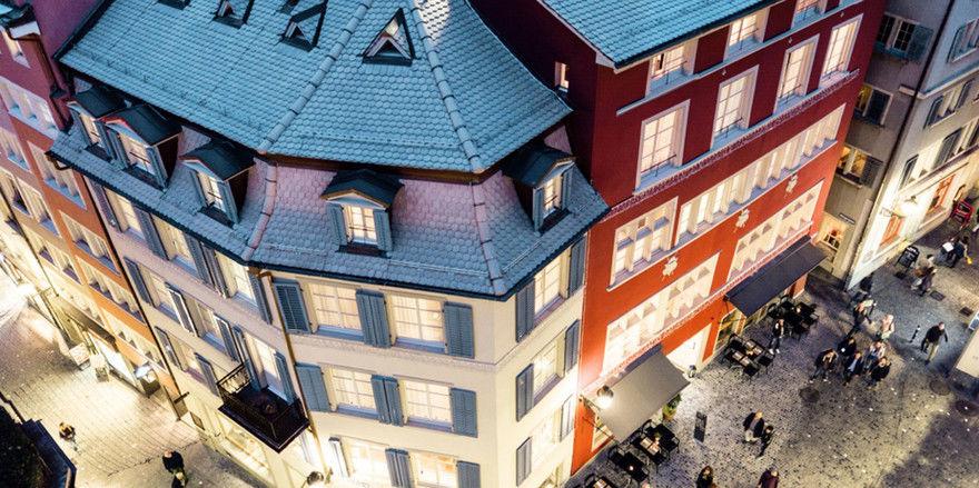 Neues Zuhause fürs Igniv: Das Marktgasse Hotel in der Zürcher Altstadt