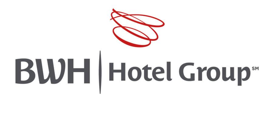 So sieht es aus: Das neue Logo der BWH Hotel Group