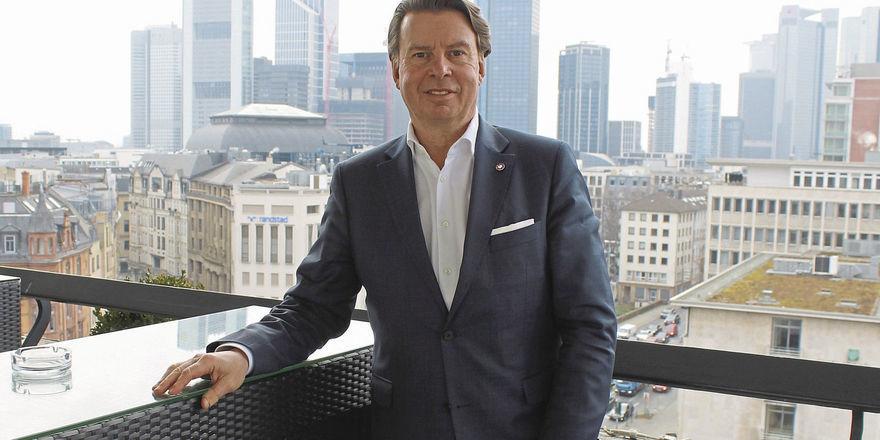 Verlässt Flemming's: Hartmut Schröder