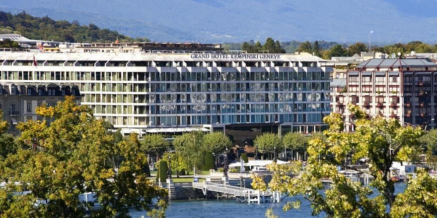 Neue Marke: Das Luxushotel segelt künftig unter der Fairmont-Flagge
