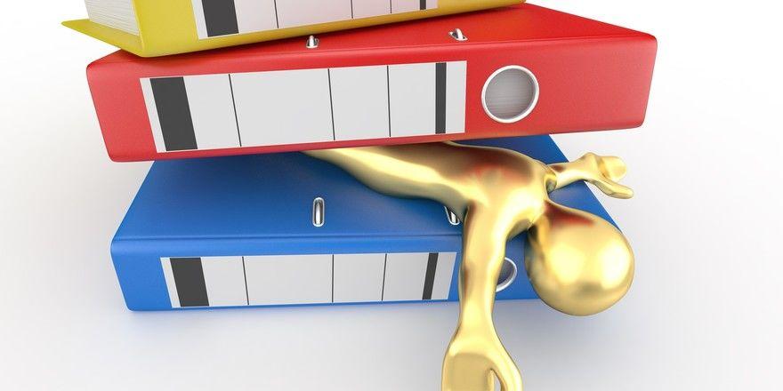 Herausfordernde Bürokratie: Auch beim digitalen Meldeschein müssen Daten sauber aufbewahrt werden