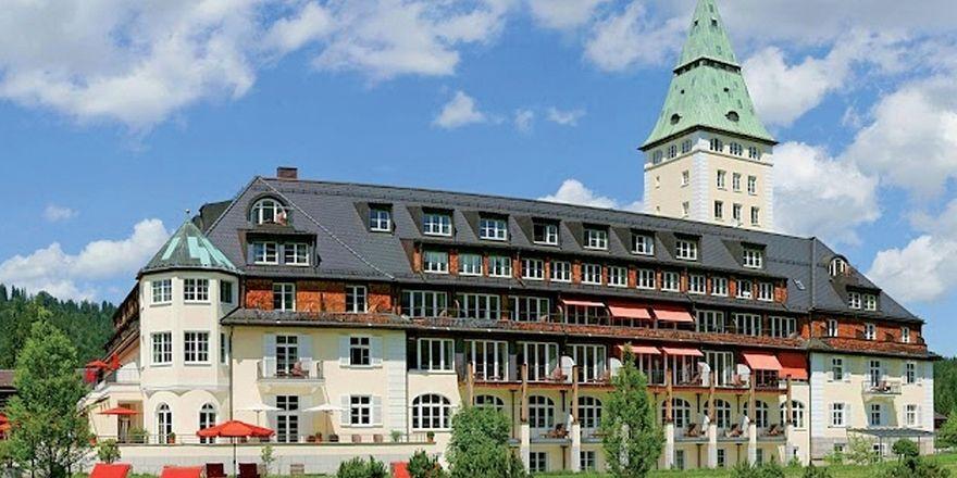 Prominentes Anwesen: Schloss Elmau arbeitet nun mit Kassensystemen von Shiji