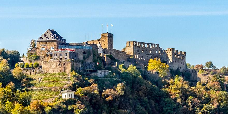 Begehrtes Objekt im Oberen Mittelrheintal: Schloss Rheinfels geht nun nicht an den Prinzen, sondern an eine andere Hotelgruppe
