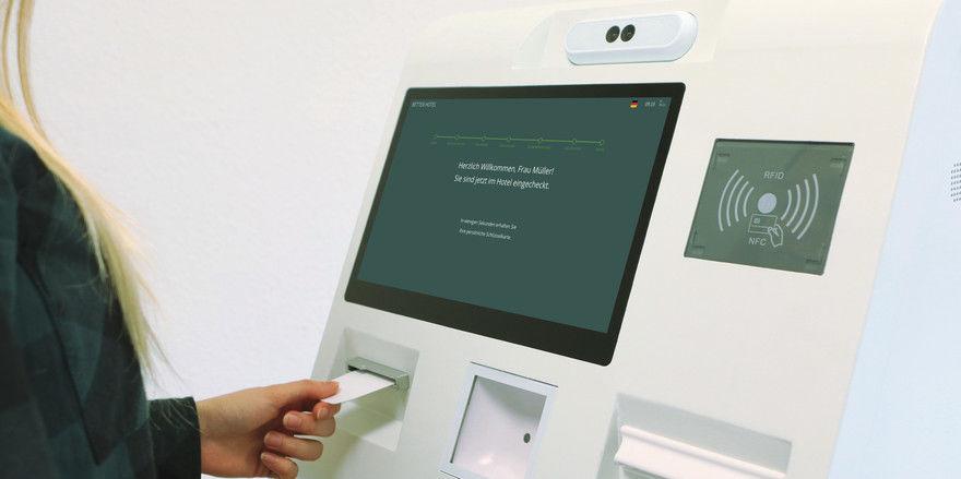 Sicherer Check-in-Prozess: Die beiden neuen Identifizierungsverfahren gelten als sicher und sollen Betrug vorbeugen.