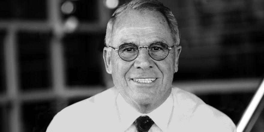 Verstorben: Der Architekt und Unternehmer Otto Lindner