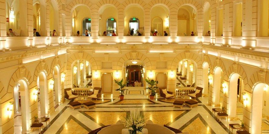 Kommt ins NH-Portfolio: Das New York Palace Hotel Budapest, hier die edle Lobby