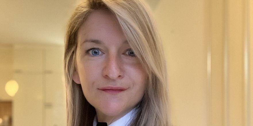 Neue Herausforderung: Corinna Saur bekommt einen Führungsposten bei Kempinski
