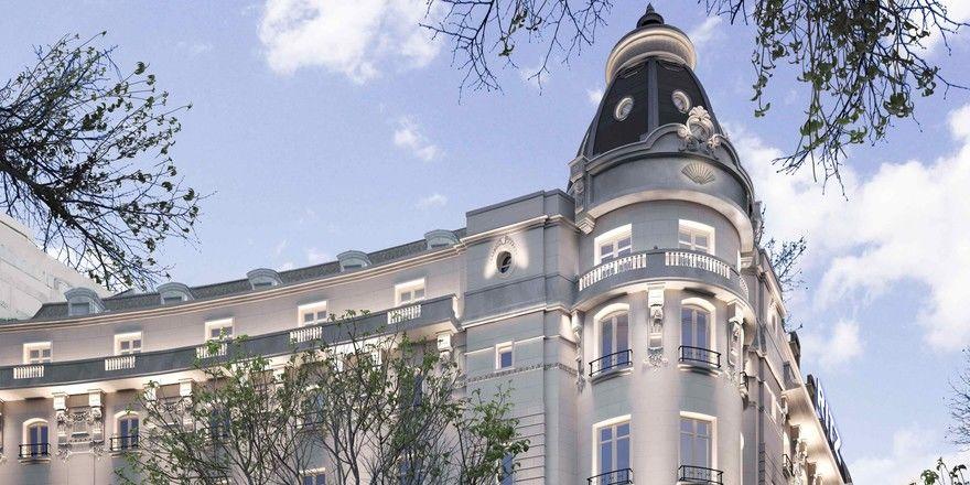 So wird es aussehen: Das Mandarin Oriental Ritz Madrid