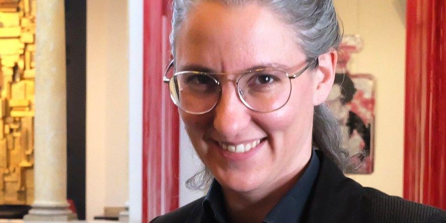 Mehr Verantwortung: Nadine Moeller