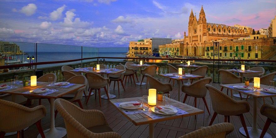 Mit schönem Blick: Das neue Marriott Hotel & Spa auf Malta