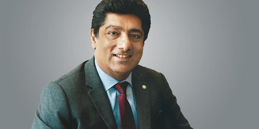 Puneet Chhatwal (55), seit 2 Jahren CEO der Indian Hotels Company Limited mit Sitz in Mumbai