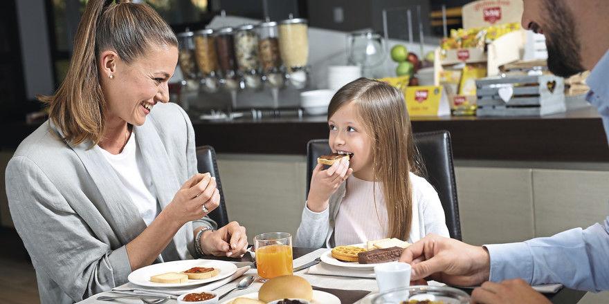 Vielfalt zählt: Vorlieben und Bedürfnisse der Gäste wie glutenfreie Backwaren sind beim Frühstück besonders zu beachten.