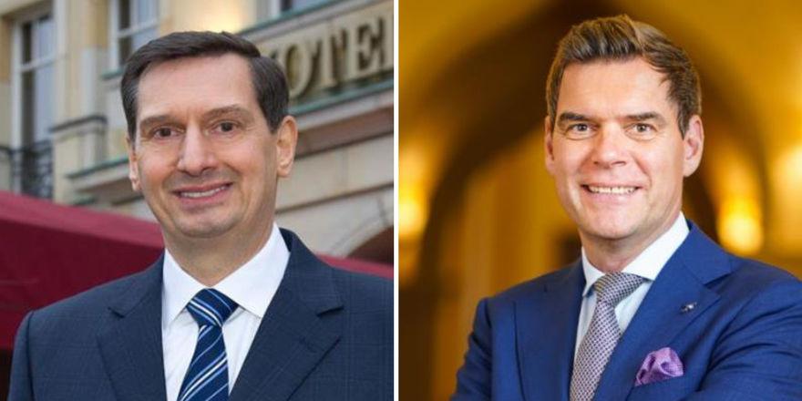 Veränderung: Matthias Al-Amiry verlässt das Adlon, Michael Sorgenfrey übernimmt