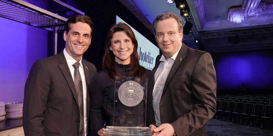 Hoteliers des Jahres 2020: Thomas, Ann-Kathrin und Michael Mack