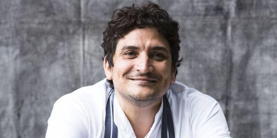 Primus inter Pares: Mauro Colanegro, der mit seinem Restaurant Mirazur in Menton die aktuelle Liste World's 50 Best Restaurants anführt.